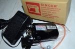 มอเตอร์จักร SINGER WZC 12-11